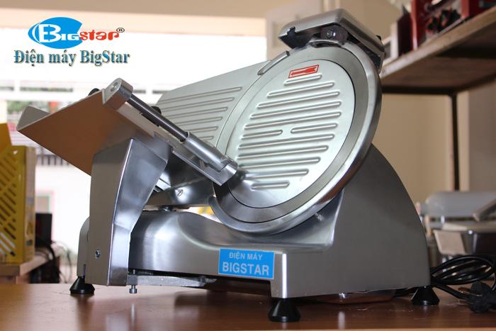 máy cắt thịt đông lạnh es-250
