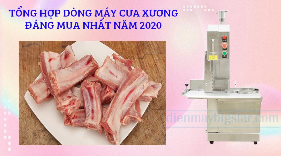 tổng hợp máy cưa xương cắt thịt